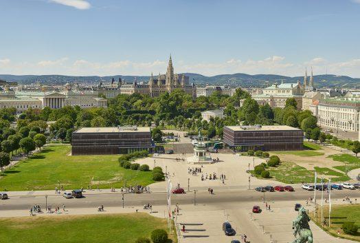 Bürogebäude Parlament