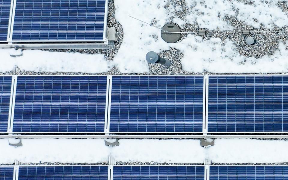 Energiestandardbild_Photovoltaik