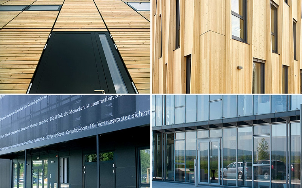 AB_Fassade Slider_Vielfalt_4er Glas, Aufschrift, Holz, 3D